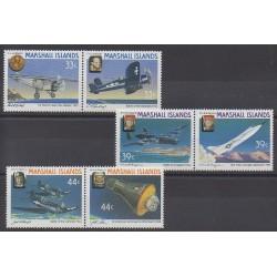 Marshall - 1987 - Nb 140/145 - Military history