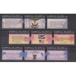 Marshall - 1987 - No 147/155 - Histoire