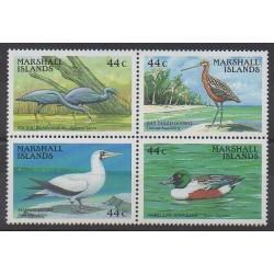 Marshall - 1988 - Nb 168/171 - Birds