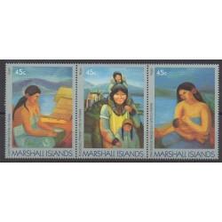 Marshall - 1989 - Nb 220/222 - Paintings