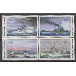 Marshall - 1990 - No 308/311 - Navigation - Seconde Guerre Mondiale