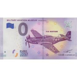 Billet souvenir - Military Aviation Museum - 2018-1