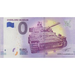 Euro banknote memory - 14 - Overlord Muséum - 2018-3