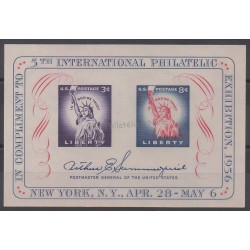 United States - 1956 - Nb BF 9 - Monuments