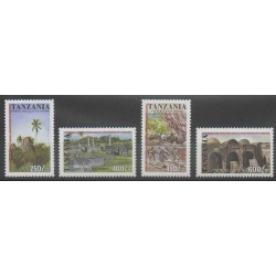 Tanzanie - 2002 - No 3185/3188