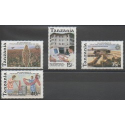 Tanzanie - 1992 - No 1037/1040