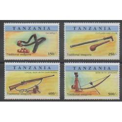Tanzanie - 1998 - No 2378/2381