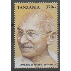 Tanzania - 1998 - Nb 2572 - Celebrities