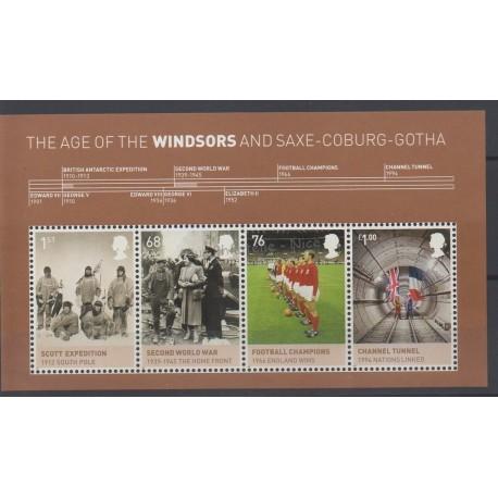 Grande-Bretagne - 2012 - No BF 91 - Football