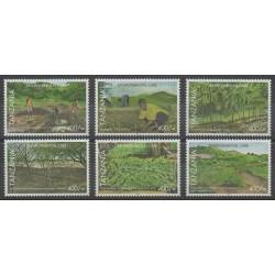 Tanzanie - 2007 - No 3520/3525 - Environnement