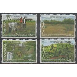 Tanzanie - 2007 - No 3516/3519 - Environnement