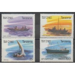 Tanzanie - 1990 - No 540/543 - Navigation