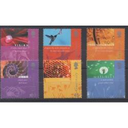 Guernsey - 2001 - Nb 910/915