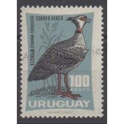 Uruguay - 1966 - No PA 281 - Oiseaux