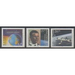 Kazakhstan - 1996 - No 97/99 - Espace
