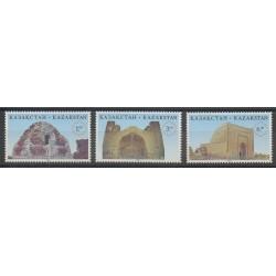 Kazakhstan - 1996 - Nb 106/108 - Monuments