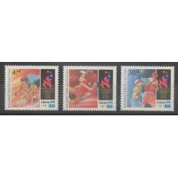 Kazakhstan - 1996 - Nb 100/102 - Summer Olympics
