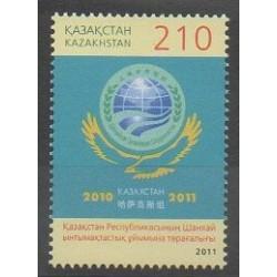 Kazakhstan - 2011 - Nb 600