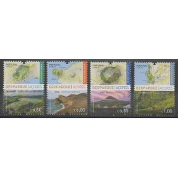 Portugal (Azores) - 2017 - Nb 614/617 - Environment