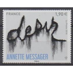 France - Poste - 2018 - Nb 5202 - Paintings