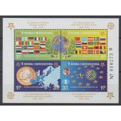 Bosnie-Herzégovine - 2005 - No BF27 - Europe - Échecs