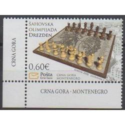 Monténégro - 2008 - No 183 - Échecs