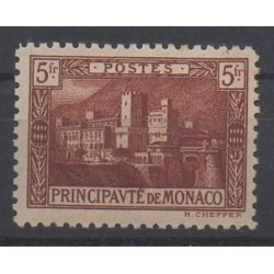 Monaco - 1922 - Nb 62 - Mint hinged