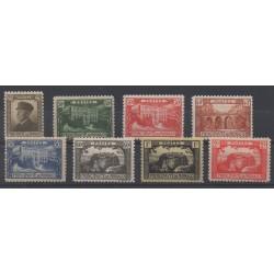 Monaco - 1922 - No 54/61