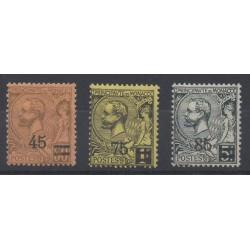 Monaco - 1924 - No 70/72