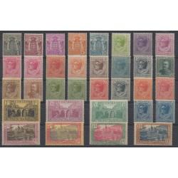 Monaco - 1924 - Nb 73/103