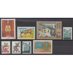 Kazakhstan - 1992 - Nb 1/6A