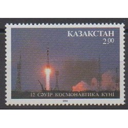 Kazakhstan - 1994 - Nb 46 - Space