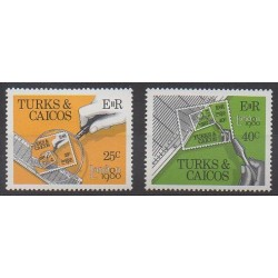 Turks and Caicos ( Islands) - 1980 - Nb 486/487 - Philately