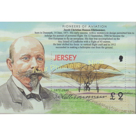 Jersey - 2003 - Nb BF 45 - Planes