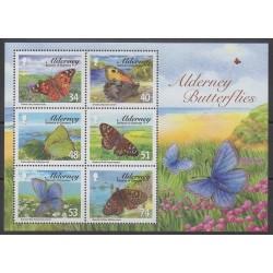 Aurigny (Alderney) - 2008 - No BF21 - Insectes