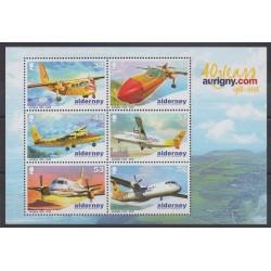 Aurigny (Alderney) - 2008 - Nb BF22 - Planes