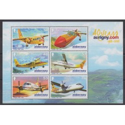 Aurigny (Alderney) - 2008 - No BF22 - Aviation