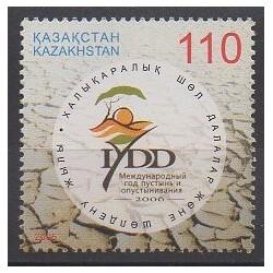 Kazakhstan - 2006 - No 460 - Environnement