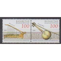 Kazakhstan - 2004 - No 413/414 - Musique