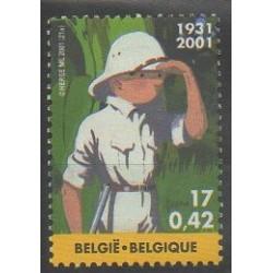 Belgique - 2001 - No 3043 - Hergé
