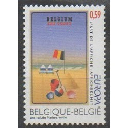 Belgium - 2003 - Nb 3172 - Tourism - Europa