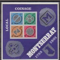 Montserrat - 1975 - No BF8 - Monnaies, billets ou médailles