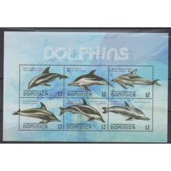 Dominique - 2009 - No BF536 - Mammifères - Animaux marins