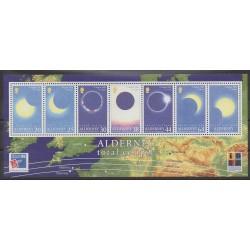 Aurigny (Alderney) - 1999 - No BF6 - Astronomie