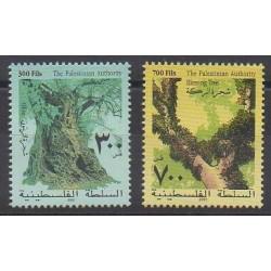 Palestine - 2003 - No 183/184 - Arbres - Environnement