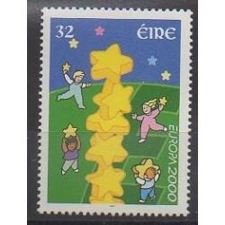 Ireland - 2000 - Nb 1227 - Europa