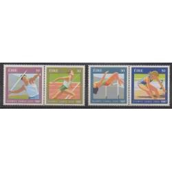 Irlande - 2000 - No 1241/1244 - Jeux Olympiques d'été