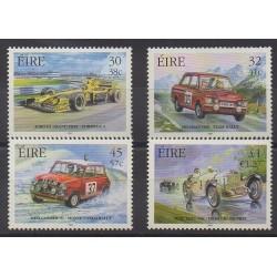 Irlande - 2001 - No 1331/1334 - Voitures