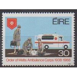 Irlande - 1988 - No 652 - Santé ou Croix-Rouge