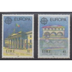 Ireland - 1990 - Nb 721/722 - Postal Service - Europa